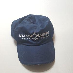 Ulysse Nardin Mens Hat Since 1846 Lelocle Suisse
